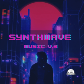 A collection of 10 synthwave music soundtracks.