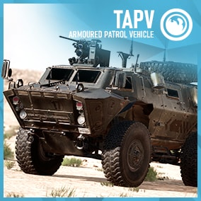 A multiplayer ready tactical vehicle project complete with weapons, effects, openable doors and an example terrain