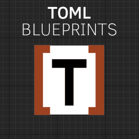 Blueprints for parsing TOML files