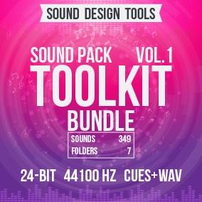 TOOLKIT Vol.1 Sound Pack Bundle