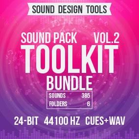 TOOLKIT Vol.2 Sound Pack Bundle