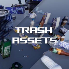 Thanks to our asset, you can diversify your level with various junk.