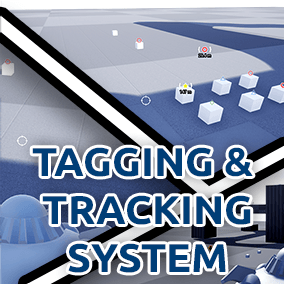 Tag and track locations, objects, AI, whatever you want. With gameplay inspired by Ghost Recon: Wildlands and Assassin's Creed: Odyssey.  Minimal setup with Blueprint Component and Interfaces to allow easy addition to your existing project.