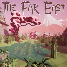 Eastern-themed music loops, tonal ambience and stings - atmospheric perfection!