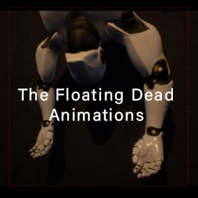 Subtle animations of hanging corpses, creeps and freaks