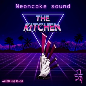 The Kitchen sound library features 1600+ sounds high quality files recorded