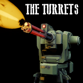 The Turrets is the ultimate collection you can have when you want to create Turret warfare