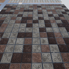 Tile materials