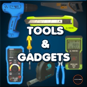 Pack that contains props related to tools and gadgets and more miscellaneous items. Will be updated with more props (Updates by theme)