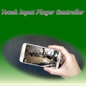 Player Controller for First Person on Touch Screen Devices