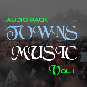 15 Musics for your towns!
