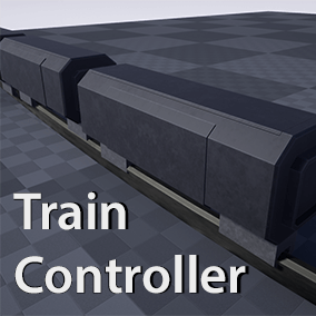 This set of blueprints allows you to create your own trains, roller coasters, and other tracked actors as well as their tracks. You can control them either via player input or Blueprint events.