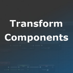 A pack with a variety of components to help you make all kinds of transformation and movements.