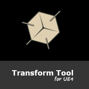 Advanced editor transform tool