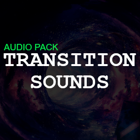 100+ Transition audio files for your game!