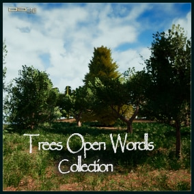 Complete collection of high quality trees
