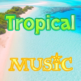10 tracks with Tropical, Island, Caribbean RPG theme music