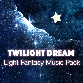 8 Music with variations and 30 SFXs (Music Stings, Collect Star, Notifications and more)! Light and beautiful fantasy music are suitable for atmospheric puzzle games and even RPG games! All music loops flawlessly in wav!