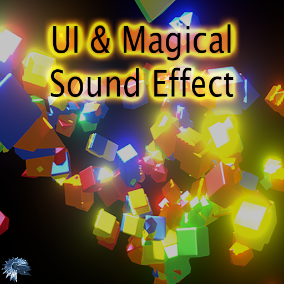 This is a collection of over 50 User Interface and Magical sound effects.