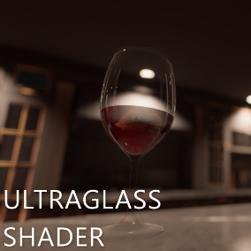 The ULTRAGlass shader is a high quality, highly customizable shader that will transform all glass objects in your projects!