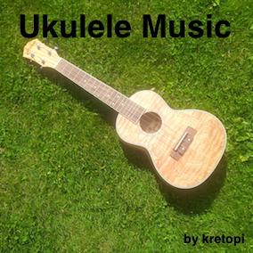 Pack of ukulele music