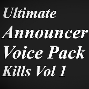 Ultimate Announcer lines for FPS, MOBA and more!