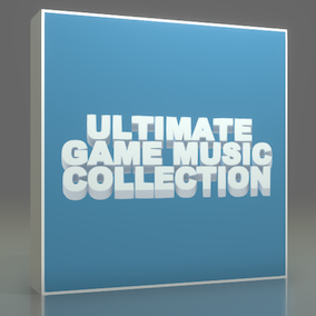 Music For Any Game : More than 200 professional game music tracks in a variety of genres