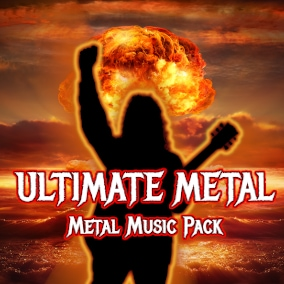 Ultimate Metal is the perfect soundtrack for any shooter, action or racing game.