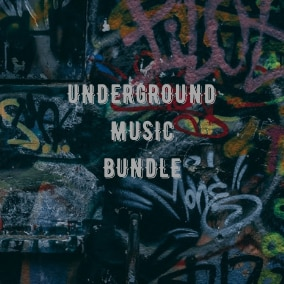This is a bundle with a 56 tracks in hip hop genre