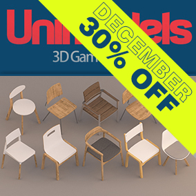 10 High quality chairs and 8 Tables