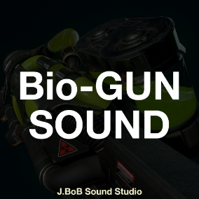 AAA Quality Bio-GUN Sound Effect