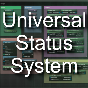 Create, manage and use your own Status Systems!