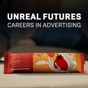 This is the project associated with the Unreal Futures: Careers in Advertising online learning course. You'll create your own cookie commercial, swapping out product packaging, adjusting lighting and camera animation to create a realistic-looking TV ad.