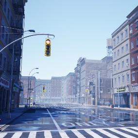 Urban City Shops, Modular Asset Kit
