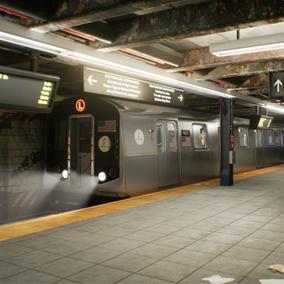Modular subway construction set