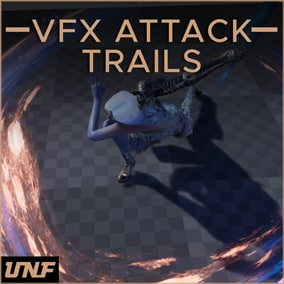 High Quality VFX Trails