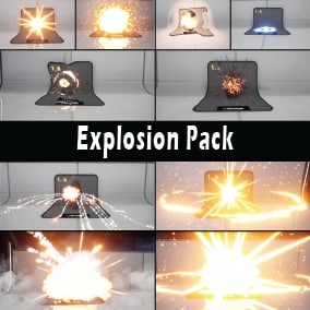 Realistic Explosion Pack