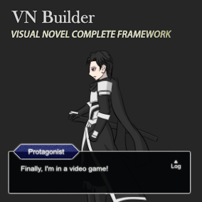 A complete framework designed to fasten the production of visual novels in UE4.