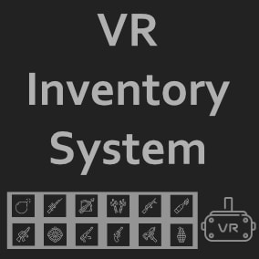 The inventory system includes two different type of inventory functionalities as well as force grab capabilities.