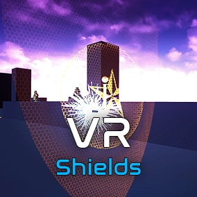 The VR Shields project is a collection of shield related blueprints designed to interact with one another.