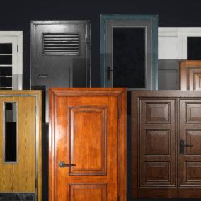 Various Doors Pack