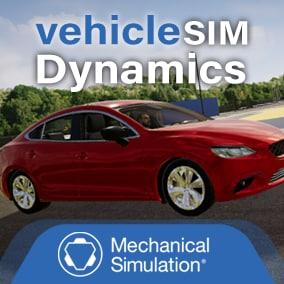 The VehicleSim Dynamics plugin allows CarSim and TruckSim customers to run their models in an Unreal environment.