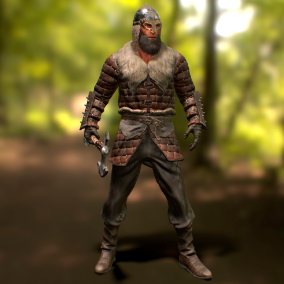 Great character for RPG games