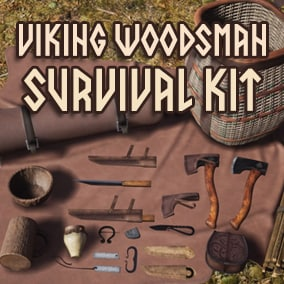 This Viking inspired survival kit contains 19 high quality props, great for first person survival games etc.