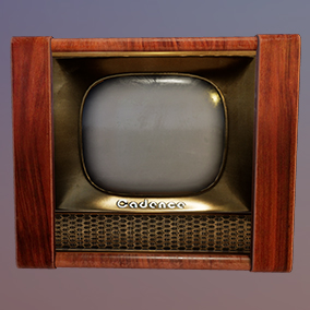 old tv models