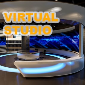 Integrate the Studio News Map in your project and get props and studio architecture.