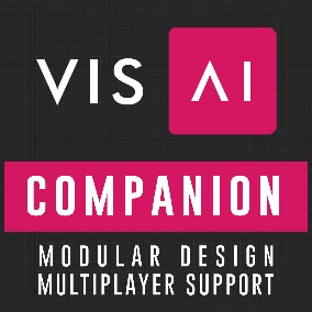 VisAI is a streamlined Universal AI Creation Framework, a core part of the VisFoundation. It provides a premium environment for developers creating AI in Unreal Engine.