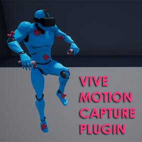 Using SteamVR tools for real-time motion capture