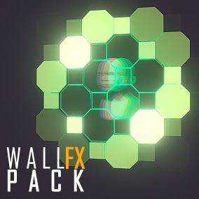 Pack of PreBacked FX Meshs FX (environment,Gameplay, ...etc)