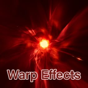 The pack of warp effects.
